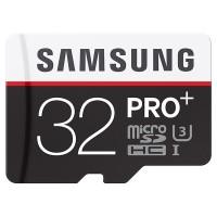 Samsung MicroSDHC PRO+ UHS-3 Class 10 (95MB/s) 32GB - MB-MD32DA
