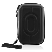 Shockproof HDD Protection Bag 2.5 Inch - Black