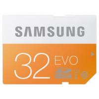Samsung SDHC EVO Class 10 (48MB/s) 32GB - MB-SP32D