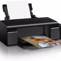 Epson L805 / Printer / CD / DVD / Card and Wifi connectivity / L 805