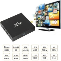 X96 TV Box Android 6.0 Online Player w/ 2GB RAM, 16GB ROM termurah