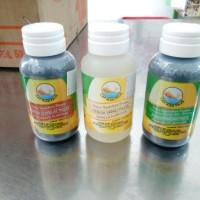 Pasta Pandan - 50 ml - Halal - brand Paus - Jagoan Utk Bolu Kukus