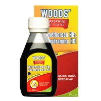 Woods Cough Syrup Antitussive 100ml