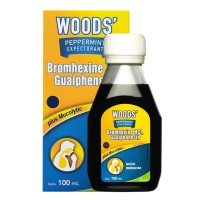 Woods Cough Syrup Expectorant 100ml