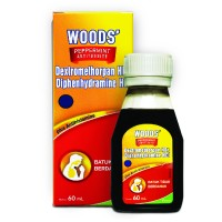Woods Cough Syrup Antitussive 60ml