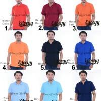 Kaos Berkerah/Polo Shirt Polos