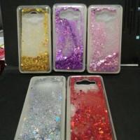 Silikon case water glitter samsung j1 , j2, j5, j1ace, grand 2, grand