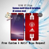 harga Garskin Hp Vivo V7 Plus Motif Manchester United - Motif Bisa Request Tokopedia.com