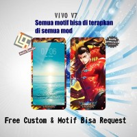 Garskin HP VIVO V7 motif Mobile Legend 4 - motif bisa request