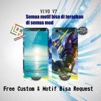 Garskin HP VIVO V7 motif Mobile Legend 2 - motif bisa request