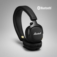 Headset Wireless Marshall MID Bluetooth Headset Headphone