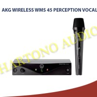 AKG WIRELESS WMS 45 PERCEPTION VOCAL SET