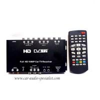 AVT DVB T2 Digital Dual Tuner for All Head Unit