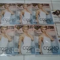 Majalah cosmopolitan indonesia edisi oktober 2017