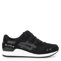 harga Sepatu Original Asics Tiger Gel-lyte Iii - Black/white Tokopedia.com
