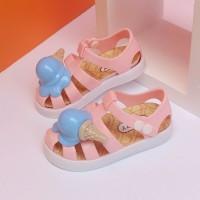 harga Replika Minimelissa Ice Cream / Jelly Shoes Anak / Sepatu Anak Import Tokopedia.com