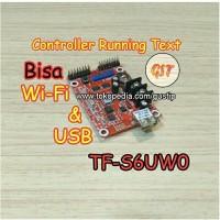 harga Control Wifi Running Text Tf-s6uw0 Tf-sw Teks Runing Wi-fi Tokopedia.com