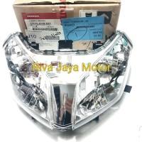 harga Reflektor Lampu Depan Vario Cw 110 Original Honda 33110-kvb-n51 Tokopedia.com