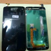 Lcd 1set Lenovo S960 Vibe X Original Black