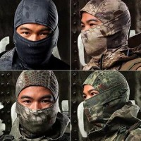 Masker Balaclava Pelindung muka Face Mask Motor Paintball Airsoft