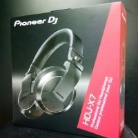 Pioneer DJ HDJ-X7 Professional Over-Ear DJ Headphones (Black)