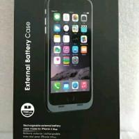 harga Power Case/power Bank/external Battery-baterai Iphone 7 + Plus 5.5inch Tokopedia.com