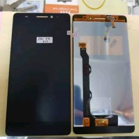 LCD 1SET LENOVO A7000a A7000+ ORIGINAL BLACK
