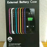 harga Power Case/power Bank/external Battery-baterai Case Iphone 6s 4.7inch Tokopedia.com