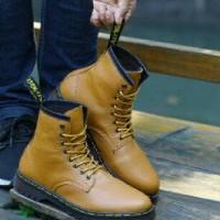 harga Free Bonus!!! Sepatu Boots Kulit Murah Dr.martens 001 Terlaris Tokopedia.com