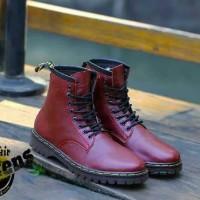 harga Free Bonus!!! Sepatu Boots Kulit Murah Dr.martens 008 Terlaris Tokopedia.com
