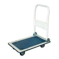 KRISBOW 300 kg troli / trolley / hand truck / dorongan lipat barang
