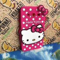harga Case 3d Hello Kitty Polkadot Samsung Galaxy Core 2 / G355h Karakter Tokopedia.com