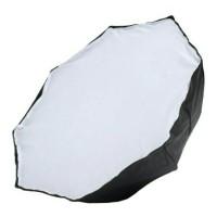 harga Octagon Softbox Umbrella 120cm Diffuser For Flash Speedlite Speedlight Tokopedia.com