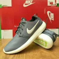 db9024a4786e Sepatu Sneakers running Nike Roshe Two Grey Premium!!! harga ...