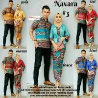 baju couple navara 3 batik kebaya unik modern modis cantik lucu trendi