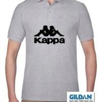 Polo shirt/kaos polo BIG SIZE XXXL-XXXXL KAPPA TERBARU