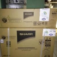 AC SHARP 5 UCY Watt kecil 350watt + PASANG + PAKET KOMPLIT