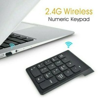 Keyboard Numeric Wireless Pad Numpad Keypad