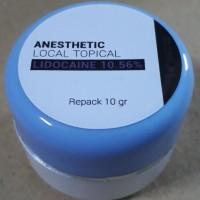 harga Anastesi Topical Lidocain 10,56% Cream 10gr - Anastesi Dermaroller Tokopedia.com