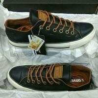 Sepatu terlaris Converse allstar leather