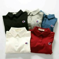 Kaos Polo Shirt Champion