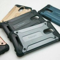 Spigen Armor Iron Samsung J3 pro j3pro Casing Back Case Cover Belakang