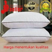 promo exclusive luxury Bantal hotel bintang 5 alternatif bulu angsa