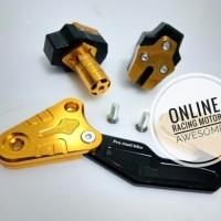 harga Frame Slider Nmax Aerox Pelindung Knalpot Jalu Variasi Full Cnc Tokopedia.com