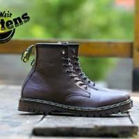 harga Free Bonus !! Sepatu Boots Murah Dr Martens Kulit Kalep Terlaris Tokopedia.com