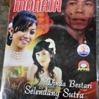 VCD ASLI lagu dangdut Monata dinda bestari /kroncong koplo
