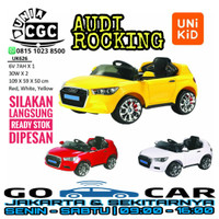 harga Mainan Mobil Aki Audi Rocking Uk626 626 Goyang 2 Dinamo Khusus Gocar Tokopedia.com