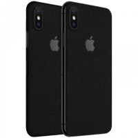 harga Exacoat Skin Garskin Matte Black Iphone X Tokopedia.com