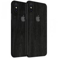 harga Exacoat Skin Garskin Wood Ebony Iphone X Tokopedia.com