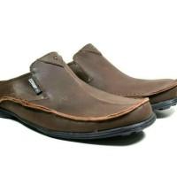 harga Tfq Bustong Kulit Premium Sepatu Sendal Pria Premium Original Rare Kv Tokopedia.com